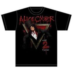 Tričko Alice Cooper - Welcome To My Nightmare