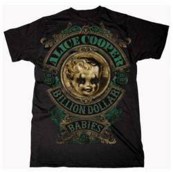 Tričko Alice Cooper - Billion Dollar Baby