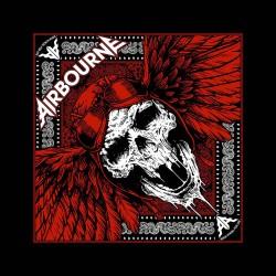 Šátek (Bandana) Airbourne - Red Skull