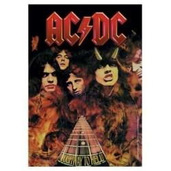 Vlajka AC/DC - Highway To Hell