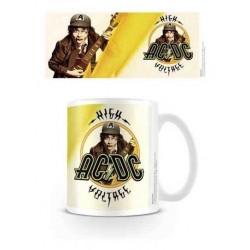 Hrnek AC/DC - High Voltage.