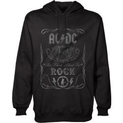 Pánská mikina AC/DC - Cannon