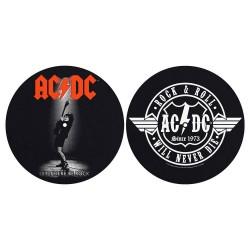 Slipmat na gramofon - AC/DC