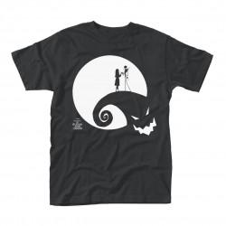 Tričko Ukradené Vánoce Tima Burtona - Moon Oogie Boogie