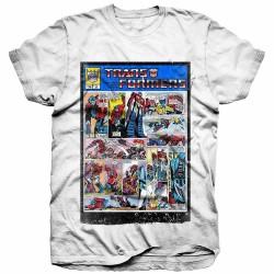 Tričko Transformers - Comic