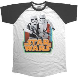 Tričko Star Wars - Troopers