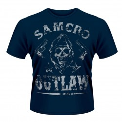 Tričko Sons Of Anarchy - Outlaw