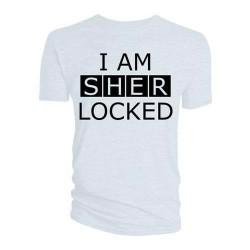 Tričko Sherlock - I Am Sherlocked
