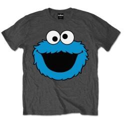 Tričko Sesame Street - Cookie Head