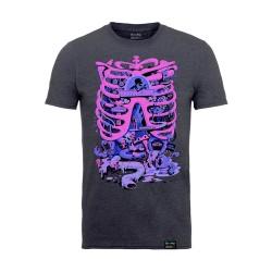 Tričko Rick a Morty - Anatomy Park