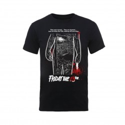 Tričko Pátek třináctého - Bloody