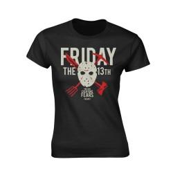Tričko Pátek třináctého - Day Of Fear
