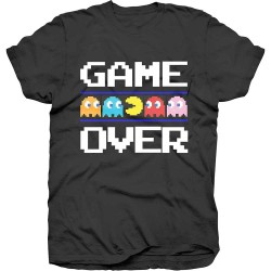 Tričko Pac-Man - Game Over