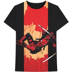 Tričko Deadpool - Samurai