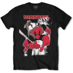 Tričko Deadpool - Max