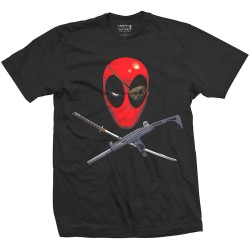 Tričko Deadpool - Crossbones