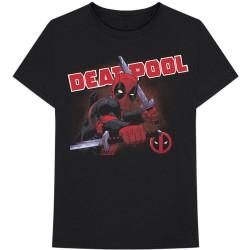 Tričko Deadpool - Cover