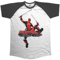 Tričko Deadpool - Jump