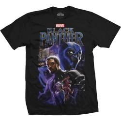 Tričko Black Panther