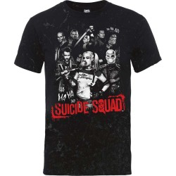 Tričko Suicide Squad - Harley's Gang