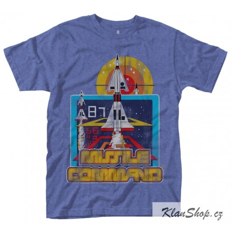 Tričko Atari - Missile Command