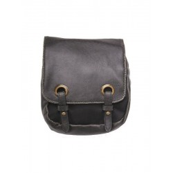Kapsička Queen Of Darkness - Kilt bag black
