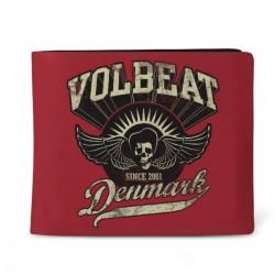 Peněženka Volbeat - Made in Denmark