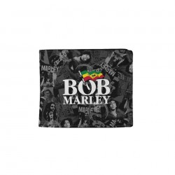 Peněženka Bob Marley - Collage