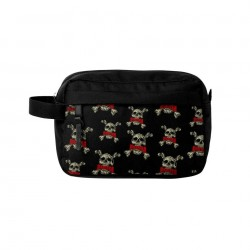 Toaletní taška Pantera - Skull N Bones