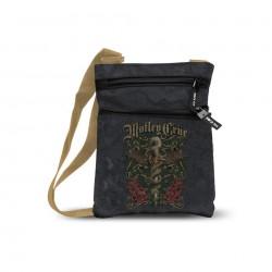 Taška přes rameno Motley Crue - Roses