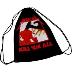 Vak na záda Metallica - Kill Em All