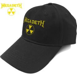 Kšiltovka Megadeth - Hazard