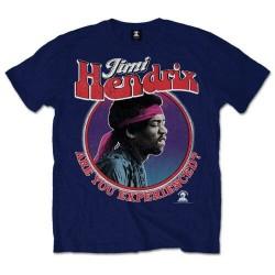 Tričko Jimi Hendrix - Are You Experienced