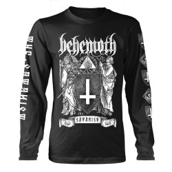 Tričko s dlouhým rukávem Behemoth - The Satanist