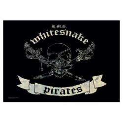 Vlajka Whitesnake - Pirates
