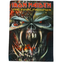 Vlajka Iron Maiden - Final Frontier