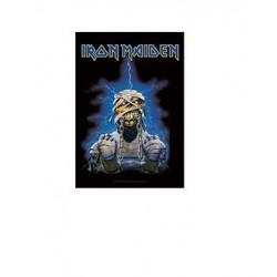 Vlajka Iron Maiden - Powerslave Mummy