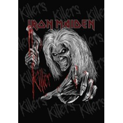 Vlajka Iron Maiden - Killer