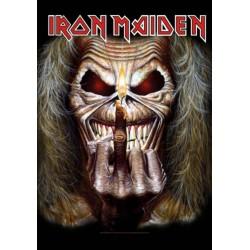 Vlajka Iron Maiden - Finger
