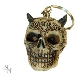 Klíčenka - Mystical Skull