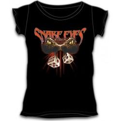 Dámské tričko - Snake Eyes