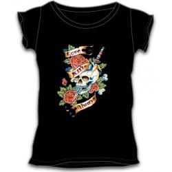 Dámské tričko - Love Kills