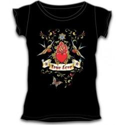 Dámské tričko - True Love
