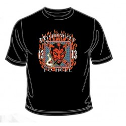 Pánské tričko  - Highway To Hell