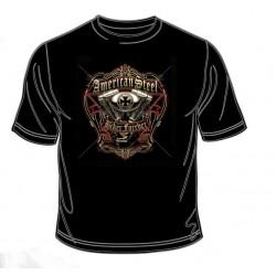 Pánské tričko  - American Steel