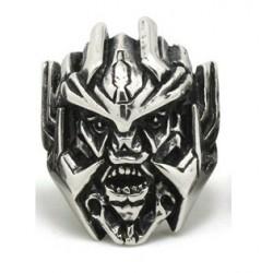 Prsten z chirurgické oceli - Megatron