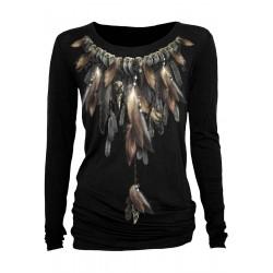 Dámské tričko Spiral Direct - Native Spirit