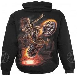Dětská mikina Spiral Direct - Hell Rider