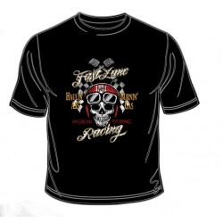 Pánské tričko  - Fast Lane Racing