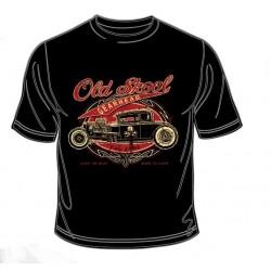 Pánské tričko  - Old Skool Gearhead